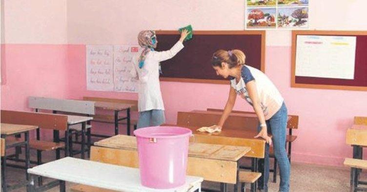 Okullara 80 bin kişi alınacak