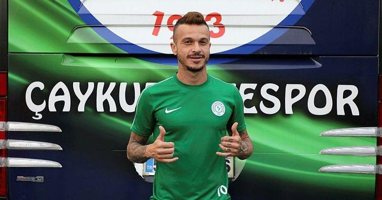 Çaykur Rizespor, Boldrin'i kiraladı