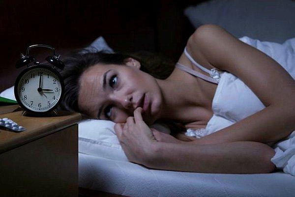 Dikkat! Uykusuzluğunuzun sebebi o hastalık olabilir