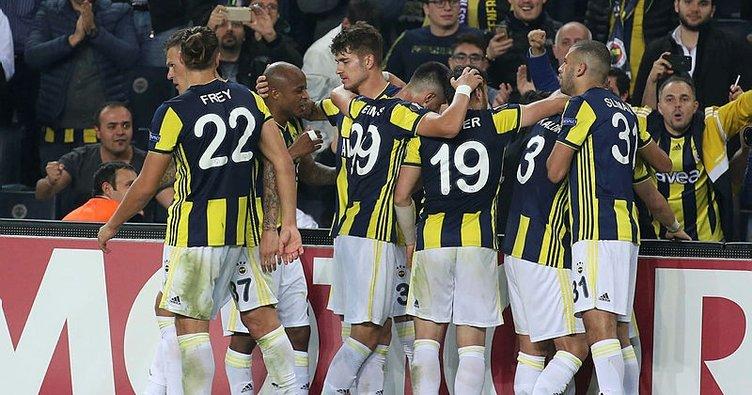 Fenerbahçe'ye bir galibiyet yeter