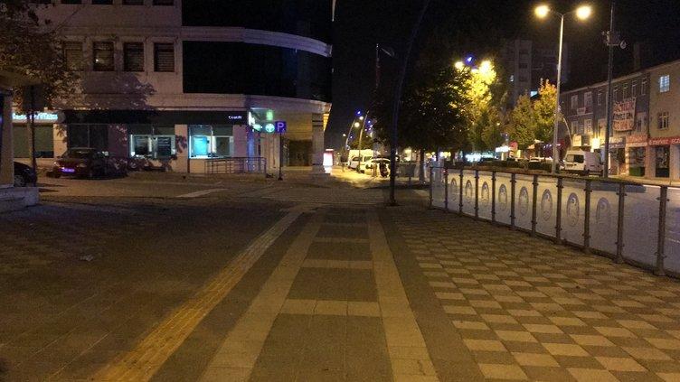 Son Dakika Haberi | Sokağa çıkma kısıtlaması başladı!  İçişleri genelgesi ile hafta sonu sokağa çıkma yasağında hangi işletmeler açık ve yasaktan kimler muaf?