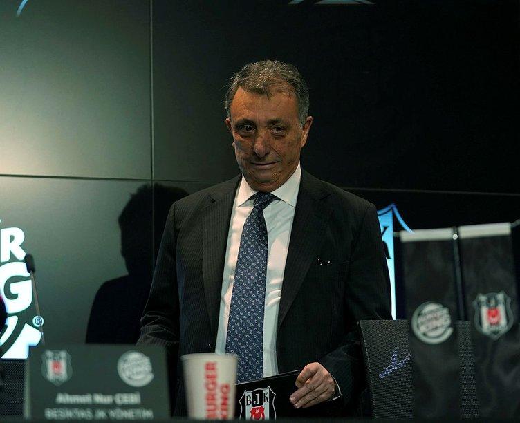 Beşiktaş'a 21'lik yetenek