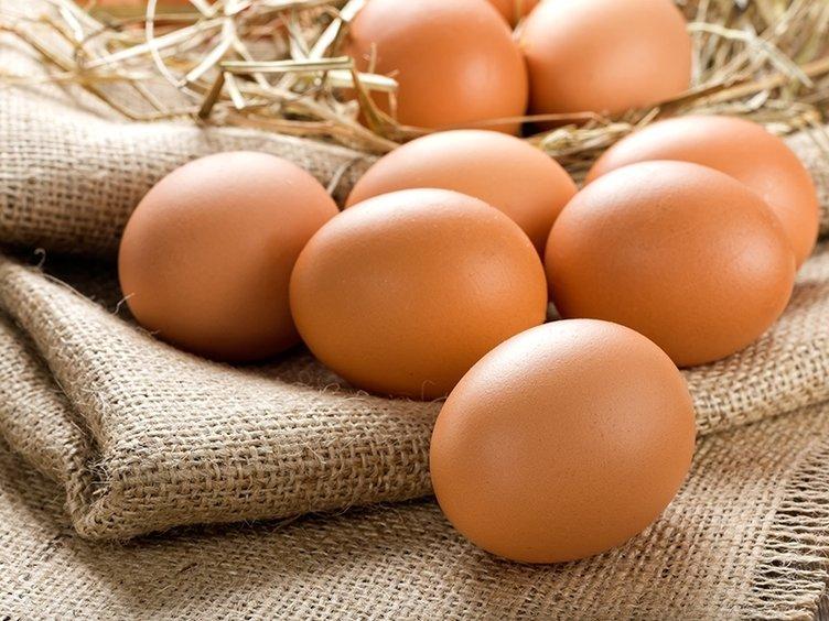 Milyonlarca yumurta toplatıldı!