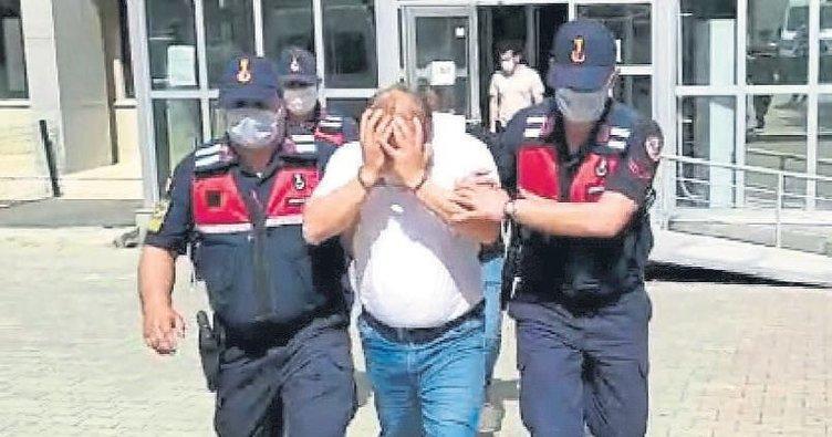 Cezaevinden çıktıktan 1 gün sonra tutuklandı