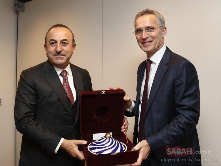 NATO Karargahı'nda kritik görüşme