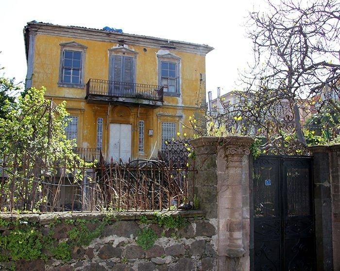 Giresun evlerinde Da Vinci izleri