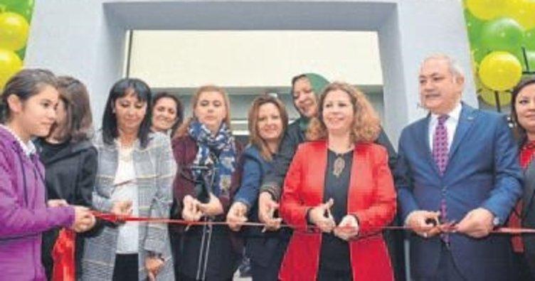 Sanat ve Mesleki Eğitim Merkezi yeni yerinde