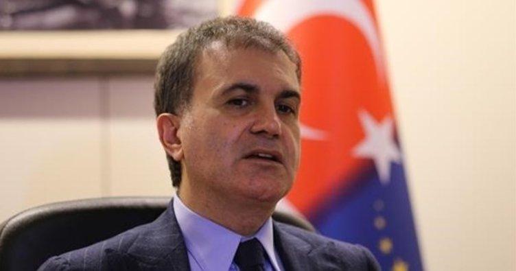 Bakan Çelik, Avrupa Konseyi Genel Sekreteri'ni kabul etti