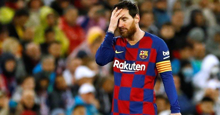 Barcelona'yı koronavirüs vurdu! Futbolcu maaşları tehlikede