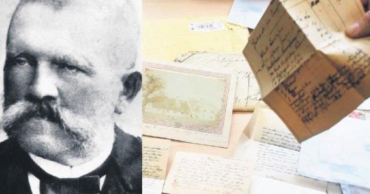 Hitler'in babasının mektupları bulundu