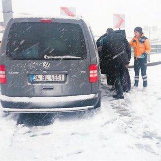 İlk kar tatili Niğde'de