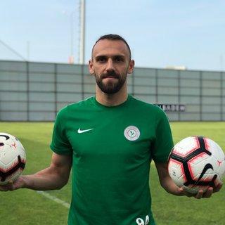 Galatasaray ve Fenerbahçe'nin ilgilendiği Vedat Muriç'ten flaş transfer açıklaması