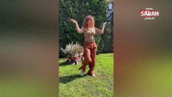 Seda Bakan'dan Bollywood dansı | Video