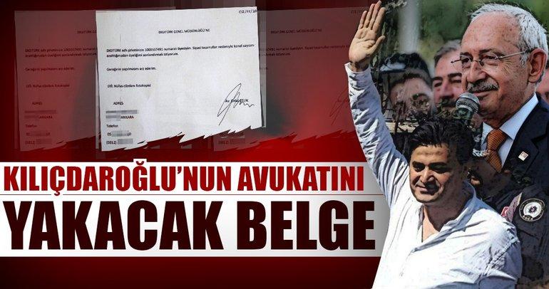 Kılıçdaroğlu'nun avukatı Celal Çelik'e FETÖ gözaltısı!