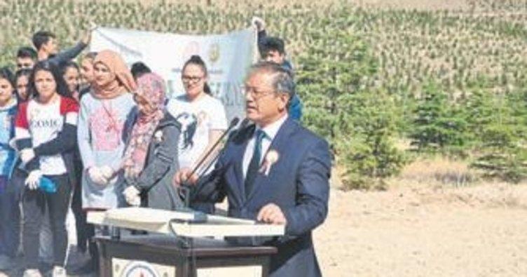 Türkiye'nin en büyük doğa okulu Niğde'de kurulacak