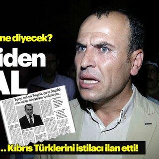 HDP'li Faysal Sarıyıldız'dan skandal: Türkleri işgalci ilan etti!