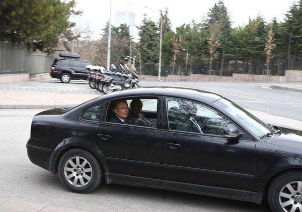 Baykal'dan Erdoğan'a geçmiş olsun ziyareti
