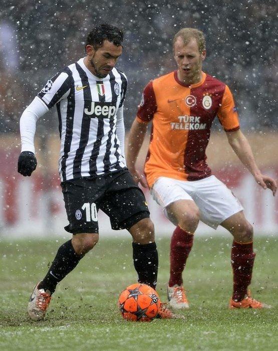 Galatasaray-Juventus
