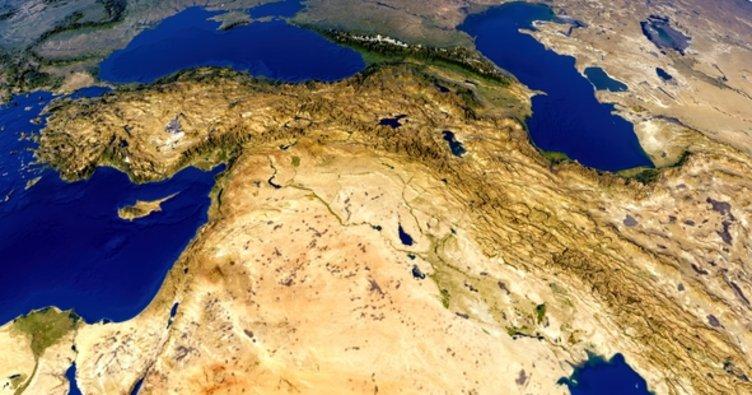 Arabistan yarımadası coğrafi konumu ve haritası - Arabistan yarımadasında bulunan ülkeler hangileridir?
