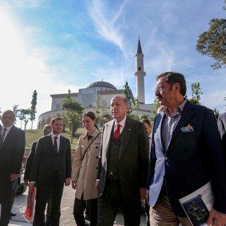 Başkan Erdoğan Yassıada'da