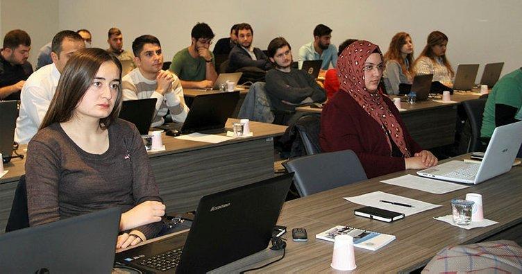 Milli İşletim Sistemi PARDUS Eğitimleri KTO'da Başladı