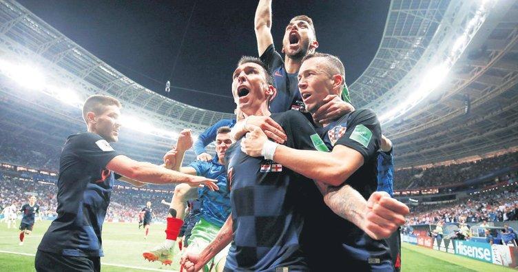Hırvatistan destanı