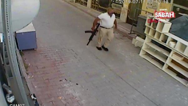 Cinayete çift silahla gitmiş