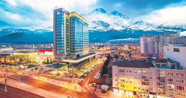 Erciyes'e Ortadoğu'dan büyük talep