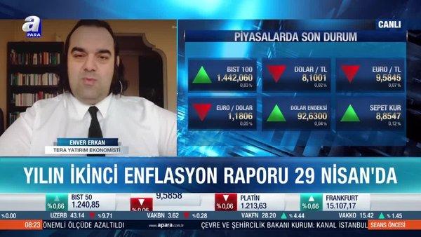 Enver Erkan: Global ekonomilerin içinde olduğu bir enflasyon baskısı var