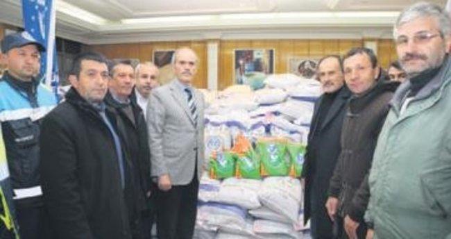 Büyükşehir'den çiftçiye büyük destek