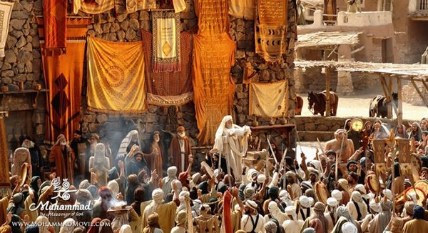 'Hz. Muhammed: Allah'ın Elçisi' filmi gün sayıyor