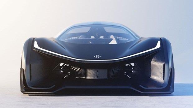 1000 beygirlik elektrikli otomobil
