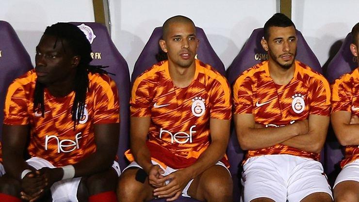 Gomis, Belhanda ve Feghouli'nin menajerleri İstanbul'a çağrıldı!