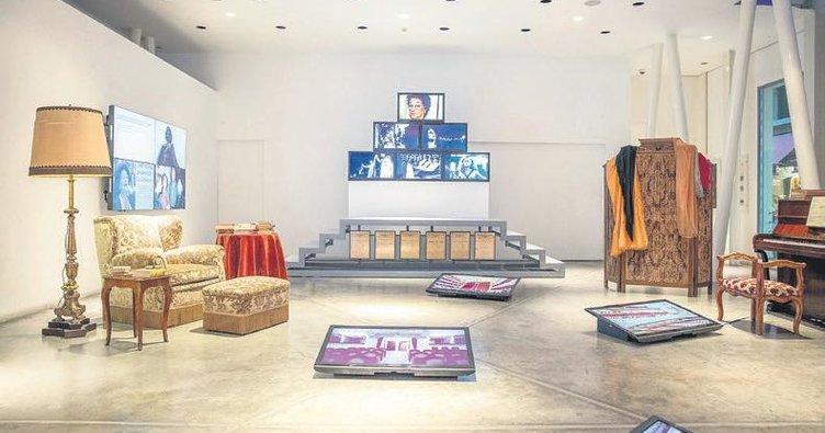 Leyla Gencer sergisi açıldı