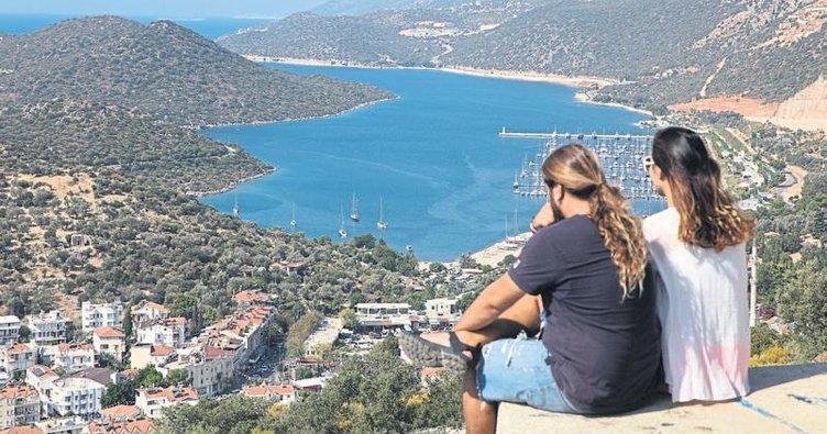 Turizmcilerin uzun tatil beklentisi