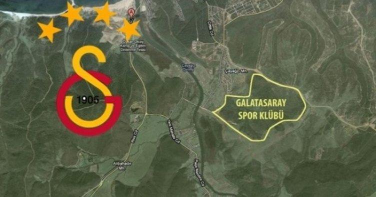 Galatasaray'ın Riva arazisine verilen en yüksek teklif belli oldu
