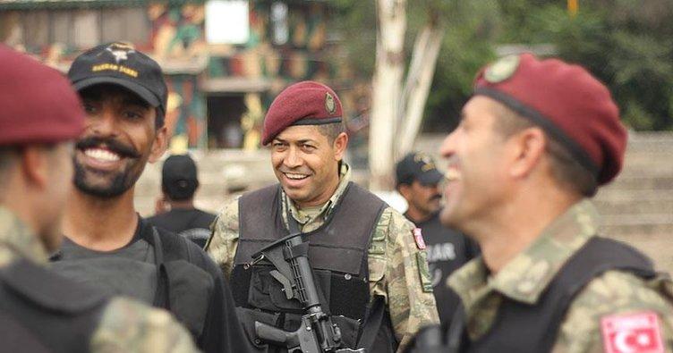 Kahraman Astsubay Halisdemir'in adı ortak tatbikata verildi