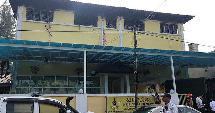 Kuala Lumpur'da yangın: 25 ölü