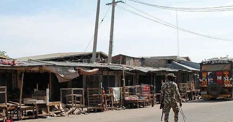Nijerya'da art arda 3 bombalı saldırı!