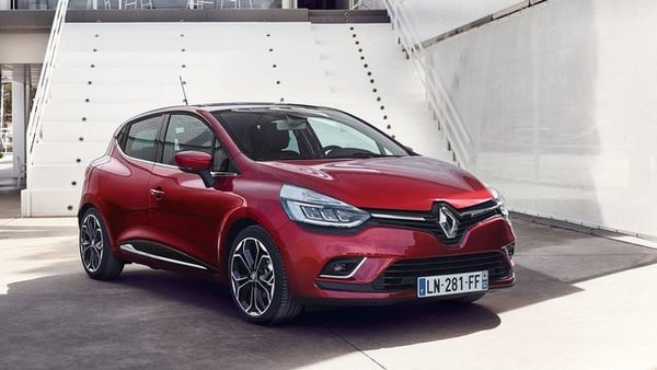Renault Clio makyajlandı