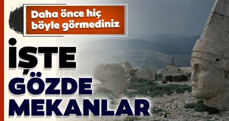 Türkiye'nin antik kentleri ziyaretçilerini...