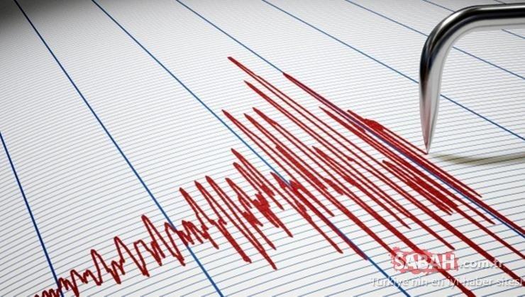 Deprem mi oldu, nerede, saat kaçta, kaç şiddetinde? 7 Kasım 2020 Cumartesi Kandilli Rasathanesi ve AFAD son depremler listesi…