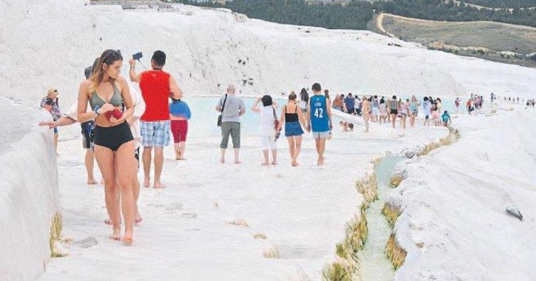 Bayram turizmcilerin yüzünü güldürecek