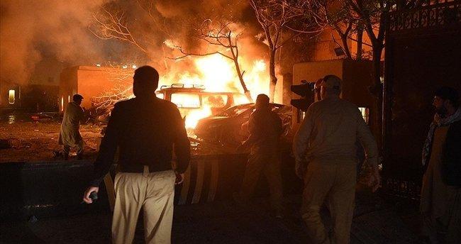 Pakistan'da patlama: 10 ölü, 39 yaralı...