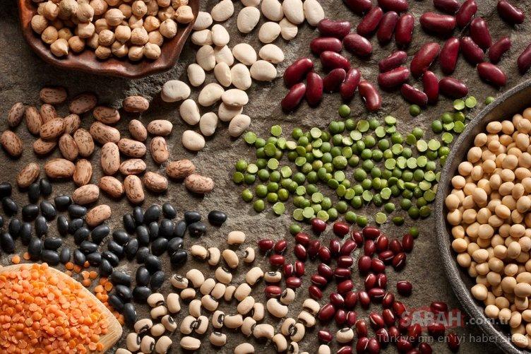 Birçok kişinin ortak sorunu olan kolesterolü düşürücü 13 besin!