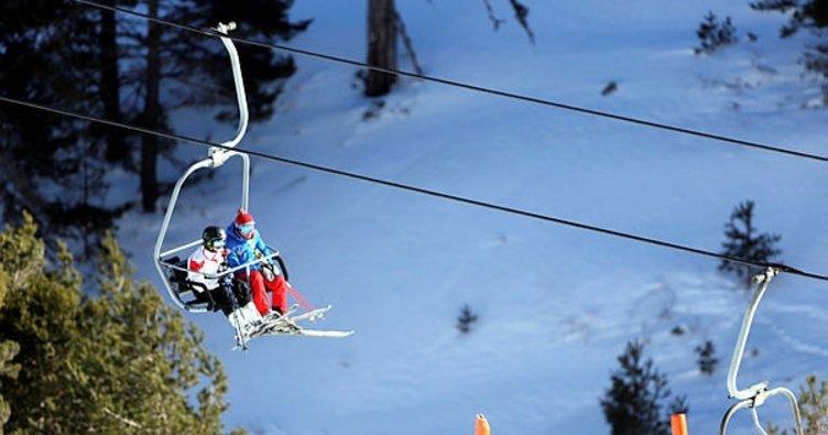 Kartalkaya Kayak Merkezi Yilbasina Hazir Marmara Haberleri