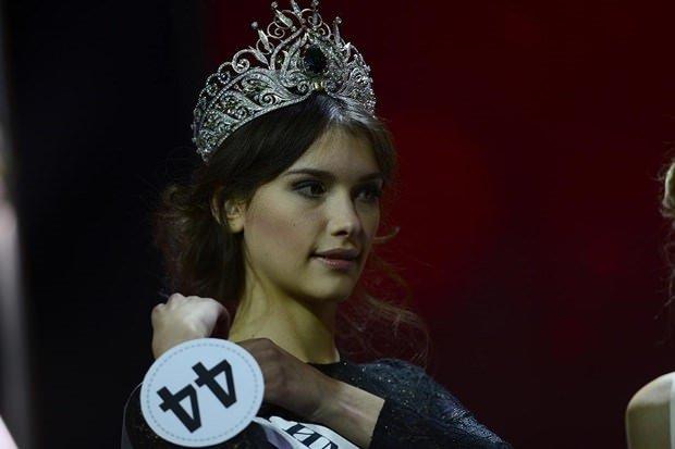 Rusya'nın en güzeli belli oldu