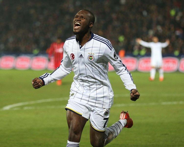 Gaziantepspor - Fenerbahçe maçından kareler