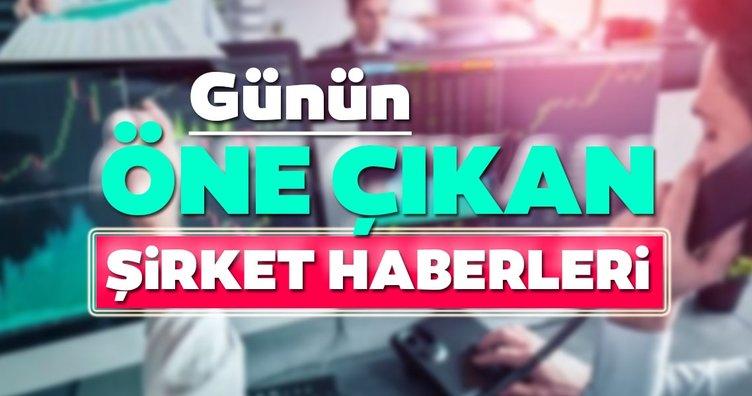 Borsa İstanbul'da günün öne çıkan şirket haberleri ve tavsiyeleri 18/09/2020