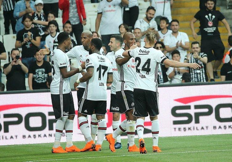 Beşiktaş'ta ayrılacak 3 isim belli oldu